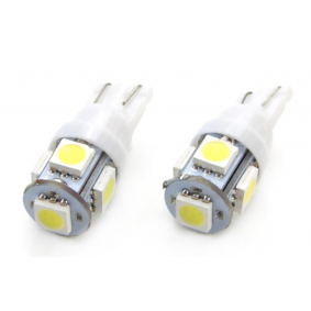 Bulb, park- / position light LED, W5W, T10 , 1.5W 30961/01284