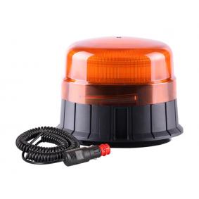 Figyelmeztető lámpa Feszültség: 12-24V, Ház színe: fekete 7102901500