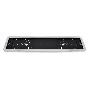 Licence plate holders 7100001300