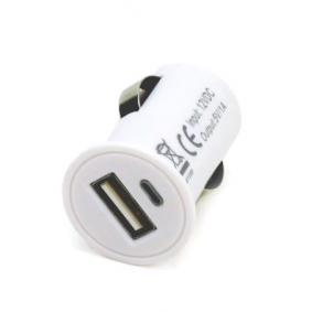 Автомобилно зарядно за телефони входящо напрежение: 12волт, 24волт 7113401703
