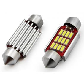 Glühlampe, Park- / Positionsleuchte LED, C5W, 12V, 2.9W 71664/01290
