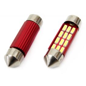 Glühlampe, Park- / Positionsleuchte LED, C5W, 12V, 2.2W 71706/01633