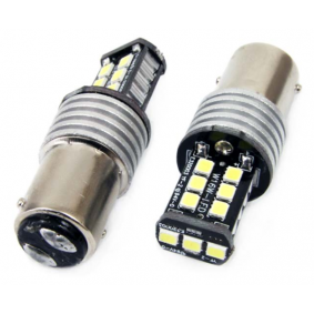 Bulb, park- / position light LED, P21/5W, 1157 (P21W/5W), 12V, 4.44/1.2W 71716/01641