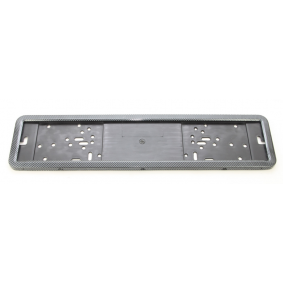 Licence plate holders 01120