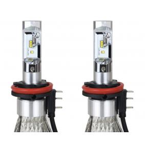 Glühlampe, Fernscheinwerfer H15, 50W, 12V, LED, no interference 01080/30729