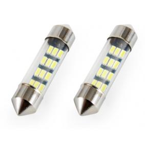 Glühlampe, Park- / Positionsleuchte LED, C5W, 0.5W 01090/71819