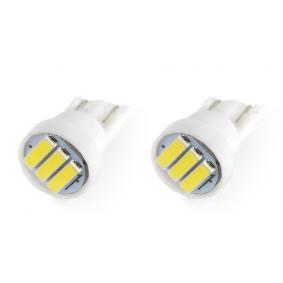 Крушка с нагреваема жичка, светлини за парк / позициониране LED (светодиоди), W5W, T10, 0.4ват 01096/71825