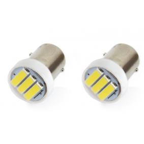 Крушка с нагреваема жичка, мигачи LED (светодиоди), BA9s , 0.4ват 01097/71826