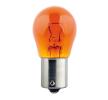 Bulb, indicator 01005 AMiO PY21W, BA15s, 21W