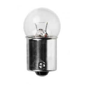 Bulb, brake / tail light R10W, BA15s, 10W, 24V 01004