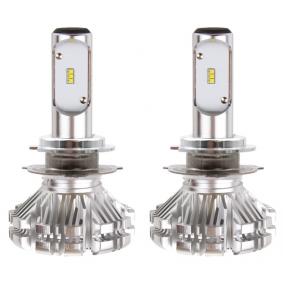 Bulb, spotlight H7-2, 40W, 6V, LED 02062