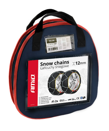 Snow chains AMiO 02110 expert knowledge