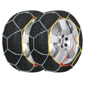 Cadenas para nieve Diámetro de rueda: 13, 14, 15in 02110
