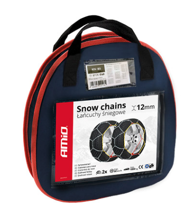 Snow chains AMiO 02111 rating