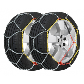 Cadenas para nieve Diámetro de rueda: 13, 14, 15, 16in 02111