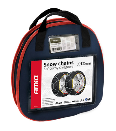 Snow chains AMiO 02112 rating