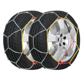 Cadenas para nieve Diámetro de rueda: 13in, 14in, 15in, 16in, 17in 02112