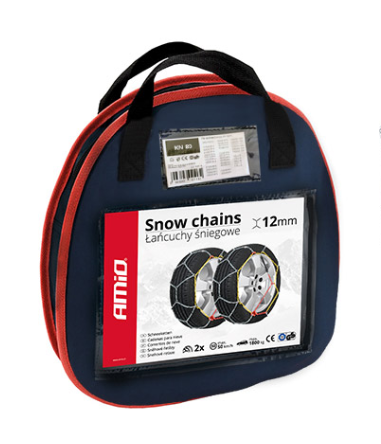Snow chains AMiO 02113 rating