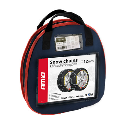 Snow chains AMiO 02114 rating