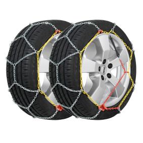 Cadenas para nieve Diámetro de rueda: 14in, 15in, 16in, 17in, 18in 02114