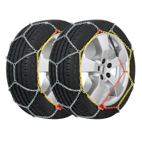 Cadenas para nieve Diámetro de rueda: 14, 15, 16, 17, 18in 02114