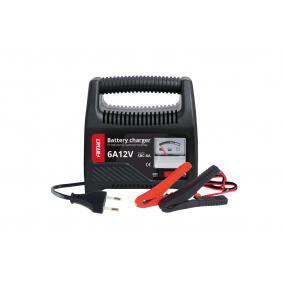 Chargeur de batterie Tension-entrée: 220-240V 02085