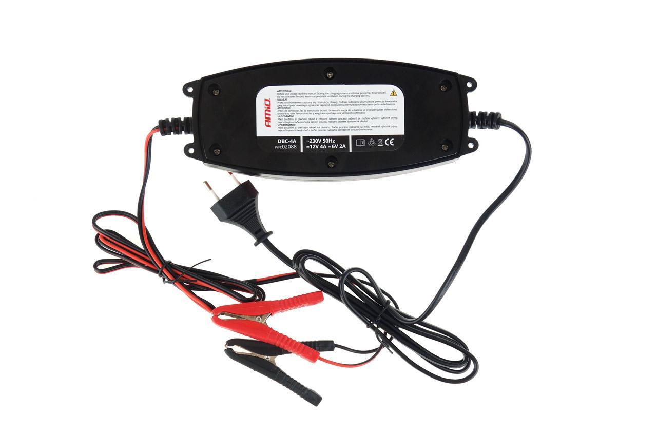 Batterieladegerät AMiO 02088 Bewertung