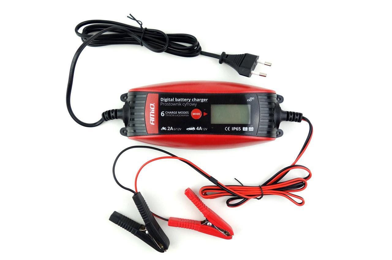 Batterieladegerät AMiO 02088 Erfahrung