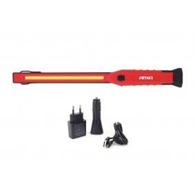 Handlampor Batterikapacitet: 1800mAh, Lystid: 2.4timmar, 5h (Low level)timmar, Lampmodell: LED 02170