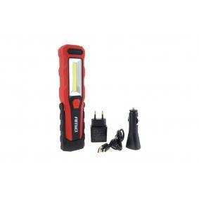 Handleuchte Batterie-Kapazität: 1800mAh, Leuchtdauer: 2.3Std., 5h (Low level)Std., Leuchten-Bauart: LED 02171