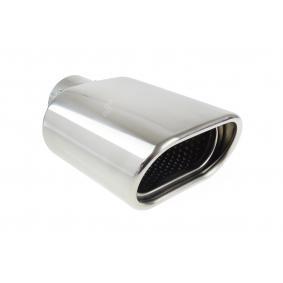 Deflector tubo de escape 02190
