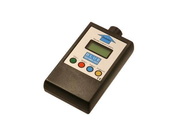 BLUE TECHNOLOGY MGR-10-FE MGR-10-FE Laagdiktemeter