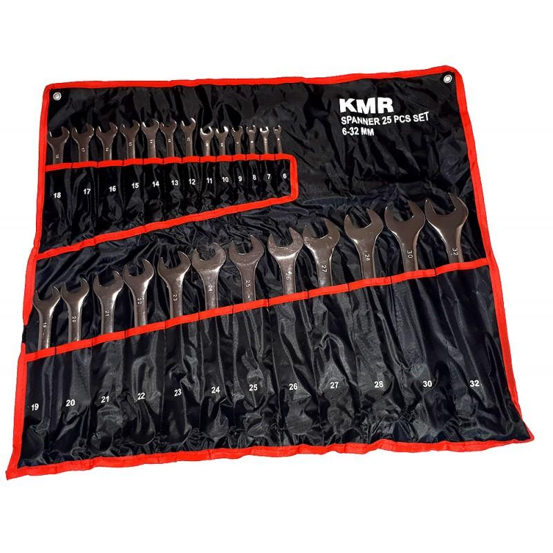KAMAR  RT0100 Kit de llaves poligonales / de boca
