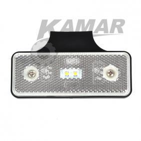 2013 Nissan Qashqai j10 1.5 dCi Side Marker Light L1041-B