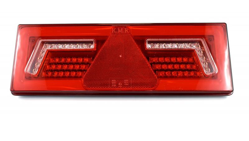KAMAR  L1860 Piloto posterior rojo