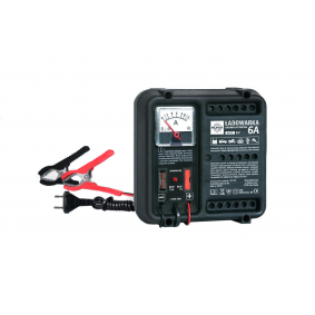 Carregador de baterias Tensão de entrada: 230V K5500