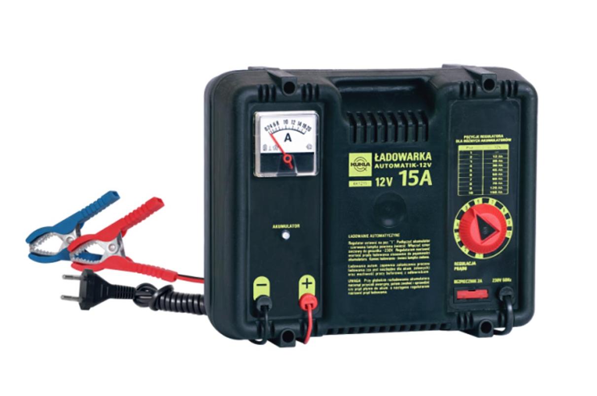 KUKLA Automatik , BK 5 K5507 Batterieladegerät Eingangsspannung: 220-240V