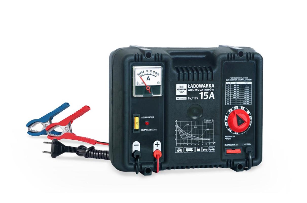 KUKLA BK 5 K5509 Batterieladegerät Eingangsspannung: 220-240V