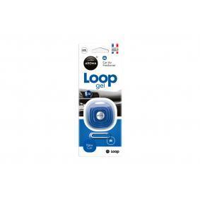 AROMA CAR New Car, Loop gel A92898 Deodorant