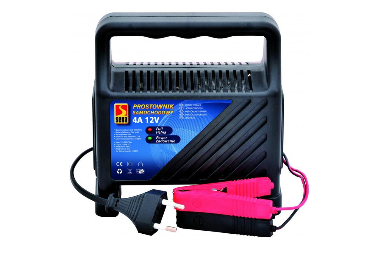 SENA  SE00377 Batterieladegerät Eingangsspannung: 220-240V