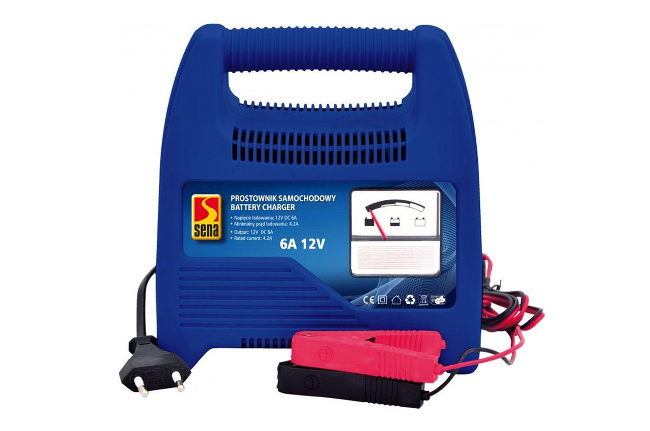 SENA  SE00381 Batterieladegerät Eingangsspannung: 220-240V