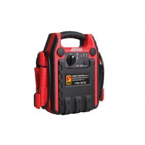 Batería, aparato auxiliar de arranque SE01161