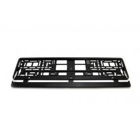 Licence plate holders 71449Z01162