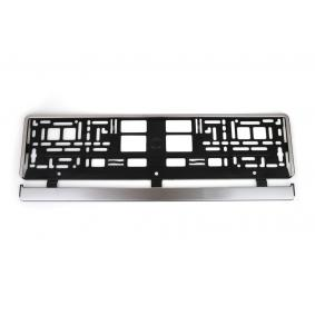 Licence plate holders 71780HPB01646