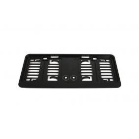 Licence plate holders 02108