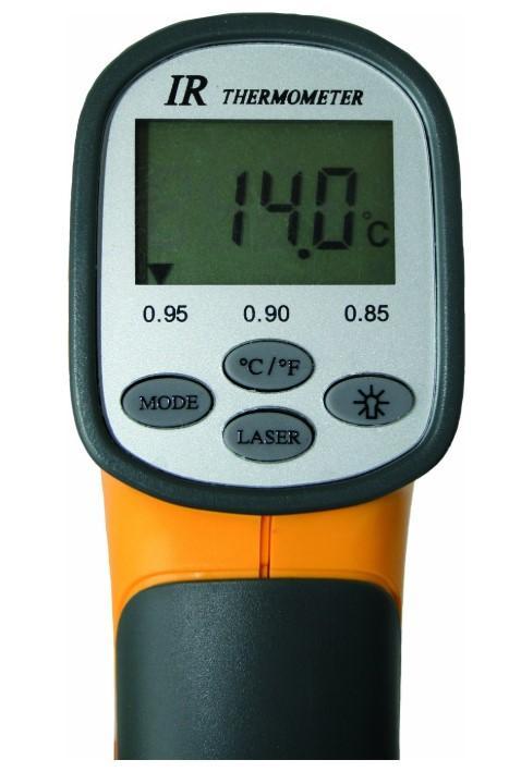 Thermometer KUNZER 7IT500 waardering