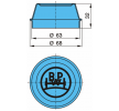 OEM Cap, wheel bearing 03.211.04.02.0 from BPW