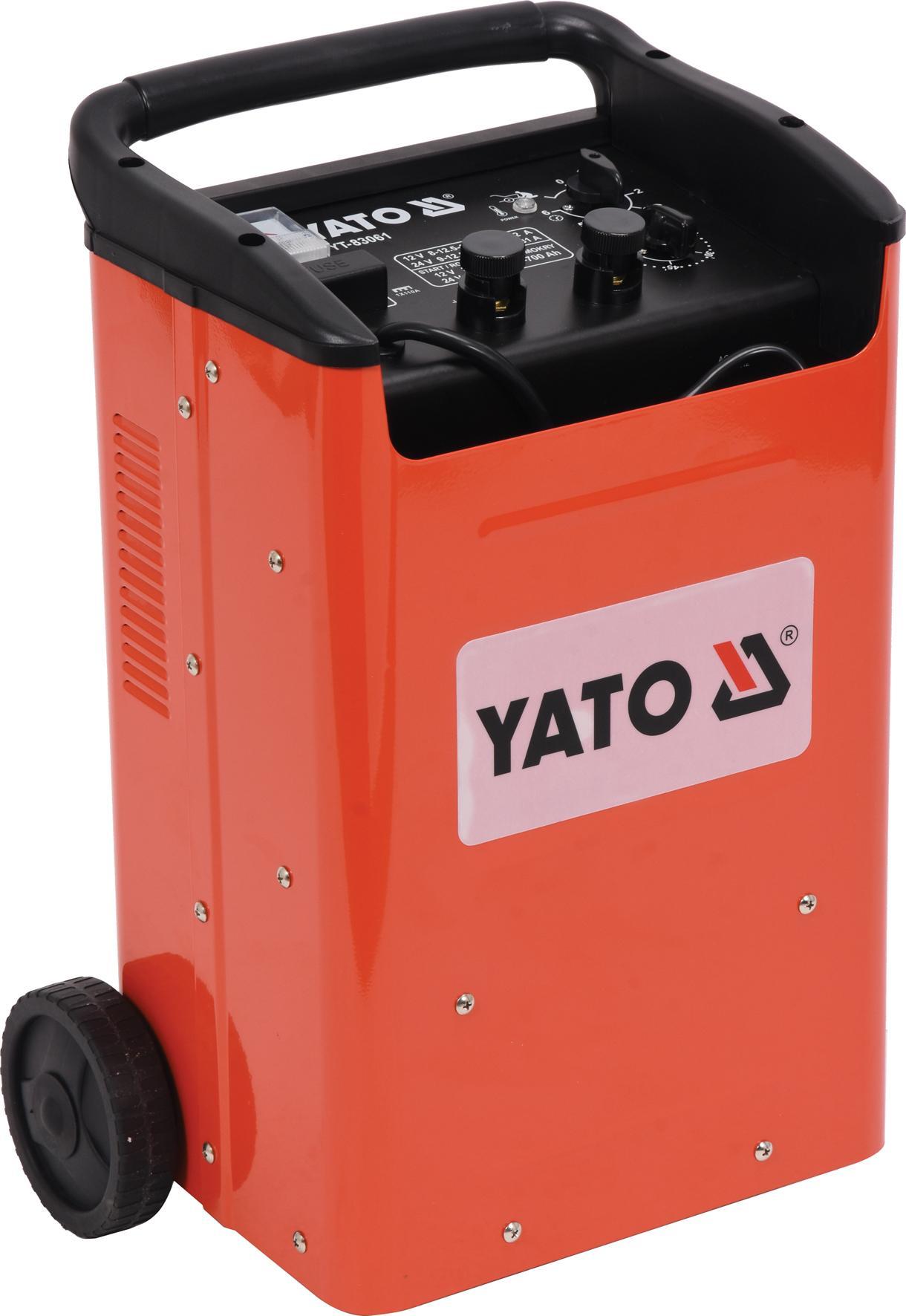Batterieladegerät YT-83061 YATO YT-83061 in Original Qualität