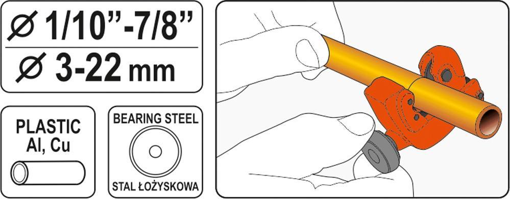 YT-22318 YATO do fabricante até - 27% de desconto!