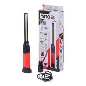 Lanternas de mão Capacidade da bateria: 2600mAh, Tempo de iluminação: 2.5Horas YT08518